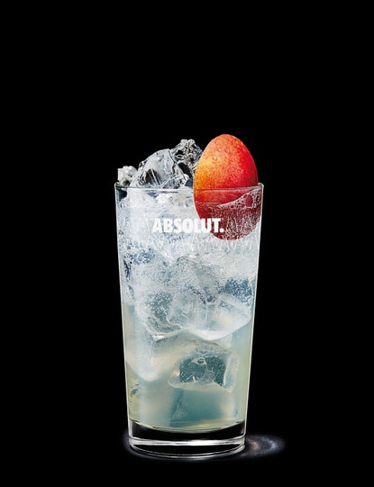 Absolut Apeach Fizz