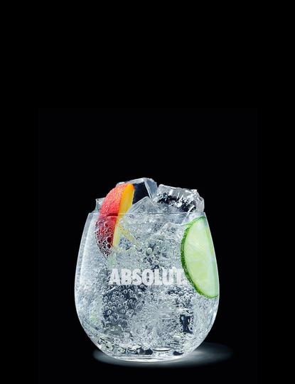 Absolut Apeach Soda
