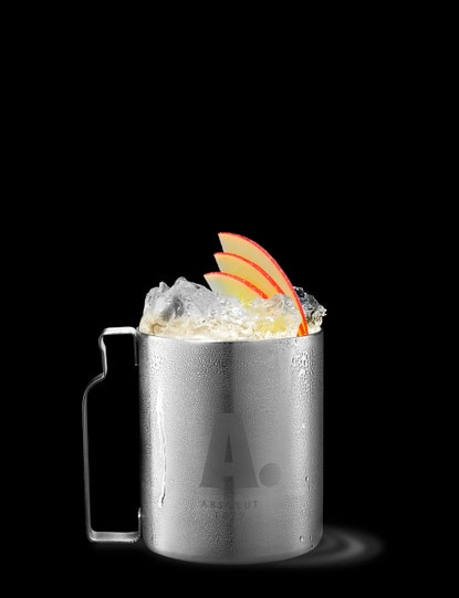 Absolut Apple Mule