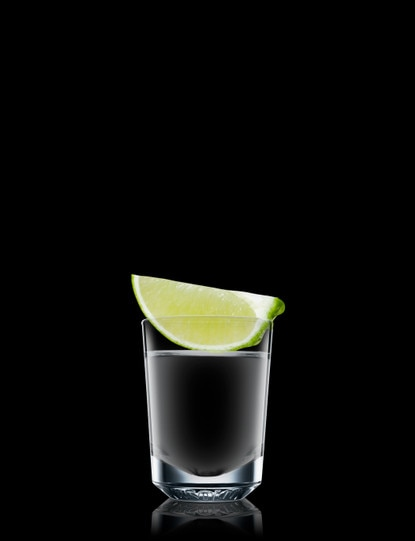 Absolut Chilled Shot