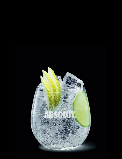 Absolut Pears Soda