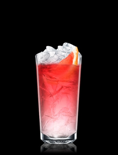 Absolut Ruby Sea Breeze