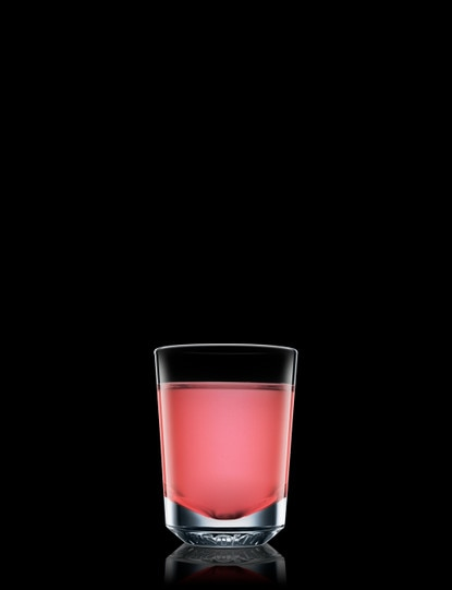 Absolut Strawberry Shooter