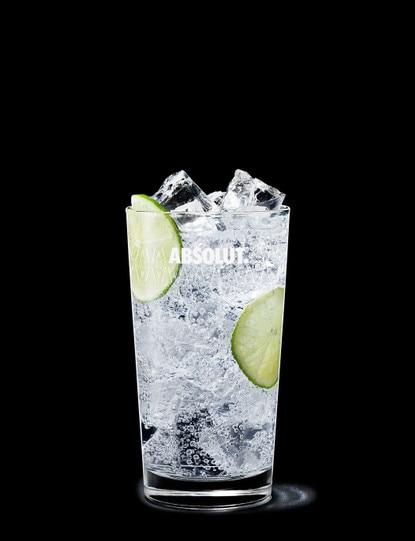 Absolut Vodka Tonic
