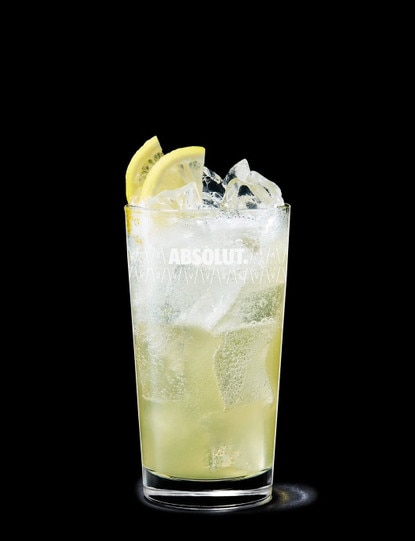 apeach and pineapple collins