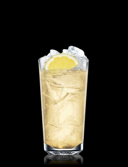 Ginger-lemonade Highball