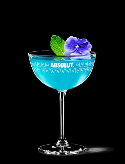 Lotus Flower Martini