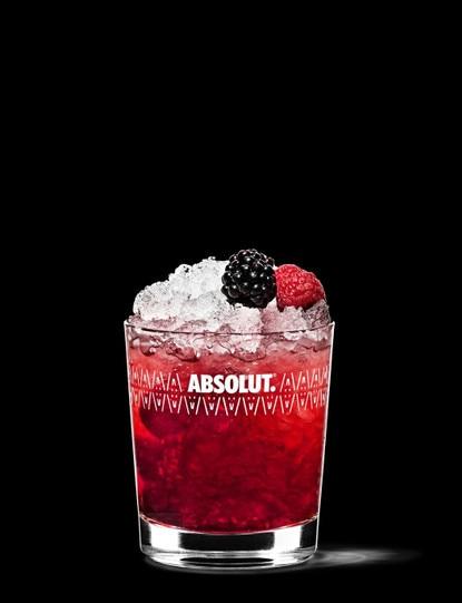 Raspberry Blimey