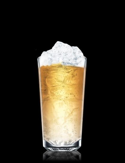 Vodka Ginger Ale