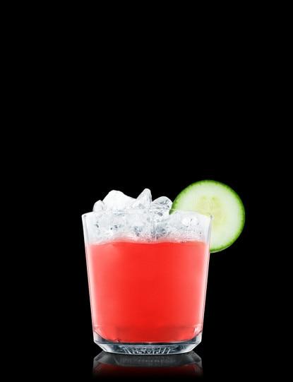 watermelon cucumber punch