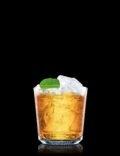 Whisky smash